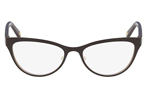 Óculos De Grau Nine West Nw1071 210/51 Marrom