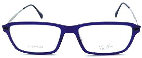 d039ae9e51 Ray-ban Rx Eyeglasses Frames Rb 7038 5451 53x16 Matte Blue LightRay ...