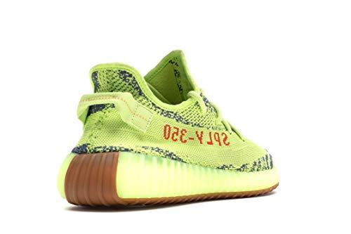 02ea6fd98ff99 SHOPUS | adidas Yeezy Boost 350 V2 Semi Frozen Yellow Unisex B37572 ...