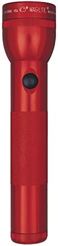MAGLITE 2D CELL DEL Rouge