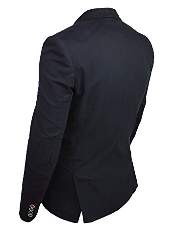 In Jacket Italy Etro Uomo Nera Made Slim Blazer Fit Casual Giacca Sartoriale xwSqpAqv