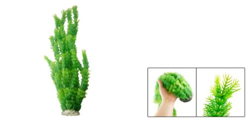 Water-Wood-216-Height-Green-Plastic-Artificial-Water-Plant-Grass-for-Fish-Tank