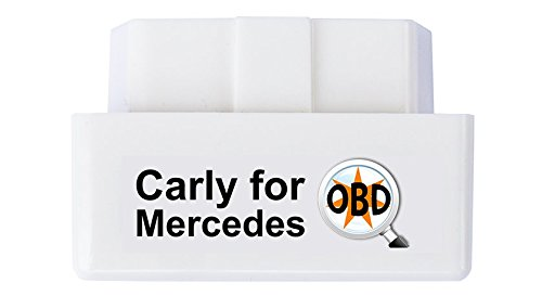 original carly mercedes bluetooth obd2 diagnosis adapter. Black Bedroom Furniture Sets. Home Design Ideas