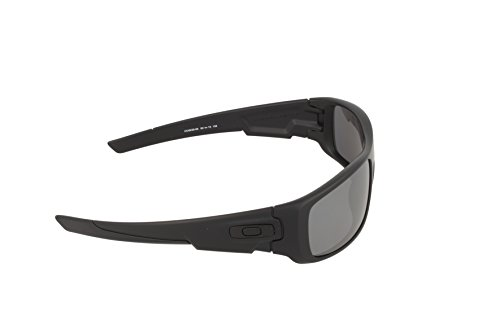 Polarized Iridium soleil Crankshaft Black Oakley Matte Black Lunettes de pqTPWpc8S