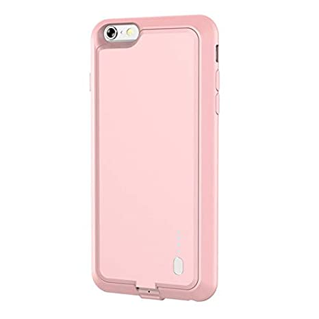 39f0a2ddd5 Image Unavailable. Image not available for. Colour: ROCK P1 Power Case for iPhone  6 6S 2000mAh and for 6S Plus 7 ...