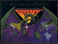 Magnavox Games Odyssey 2 - The Quest for the Rings (Odyssey 2)