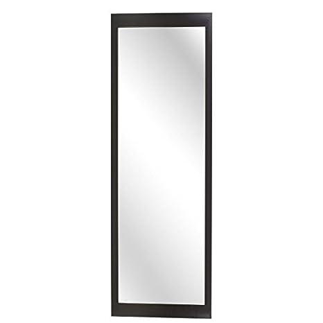 Lungo Specchio da Parete Lunghezza Completa Arredamento per la Camera da Letto Silver
