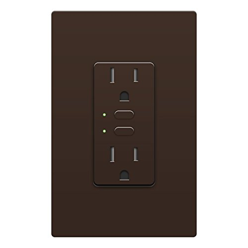INSTEON 2663-227 On/Off Outlet, Brown