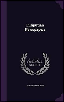 Book Lilliputian Newspapers