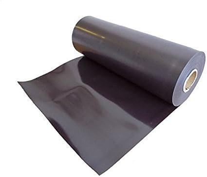 Lámina magnética natural 1,5mm x 31cm x 100cm - Ideal para ...