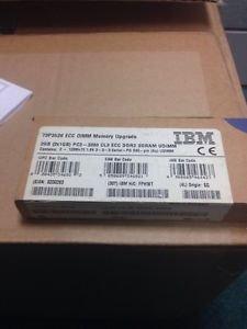 - IBM 73P3526 IBM 2GB (2X1GB) PC2-3200 CL3 ECC DDR2 SDRAM DIMM MEMORY