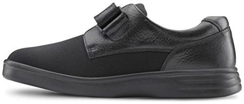 Dr. Comfort Annie Womens Casual Shoe Black Wide Size 9 by Dr. Comfort (Image #3)
