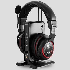 Ear Force PX5 Programmable Wireless Headset for PS3 and Xbox 360 (Turtle Beach Px5 Ps3)