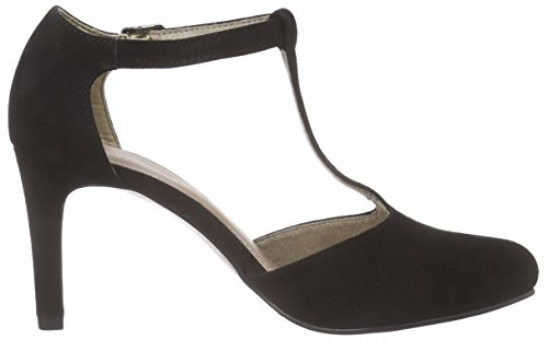 s.Oliver 24401 - Tacones Mujer Negro - negro