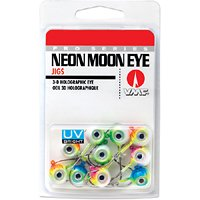VMC Neon UV Bright Moon Eye Jig Kit - 1/8 oz