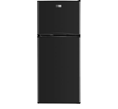 Avanti Apartment Refrigerator - Frigidaire FFTR1222QB 11.5 Cu. Ft. Black Counter Depth Top Freezer Refrigerator