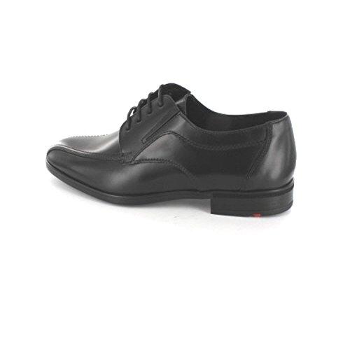 LLOYD KATAN 2586400 hommes Chaussures à lacets, noir 41 EU
