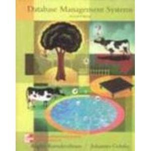 Database Management Systems (McGraw-Hill International Editions: Computer Science Series) (Database Ramakrishnan)