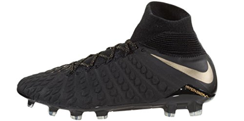 Dynamic Elite Cleats NIKE Vivid Fit Hypervenom Gold Soccer Metallic Black Phantom III wqtpOtIF