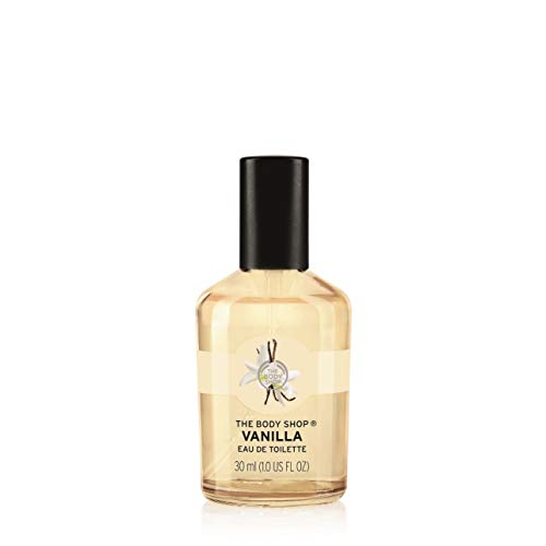 (The Body Shop Vanilla Eau De Toilette Perfume -)