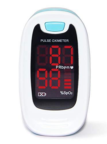 🥇 CONTEC CMS50M Oxímetro de pulso