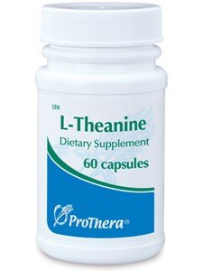 Prothera L-theanine Medicinal Sleep Aids, 60 Count
