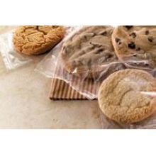 Best Maid Cookie Company Individually Wrapped Prebaked Chocolate Chip Cookies, 3 Ounce - 24 per pack -- 6 packs per case.