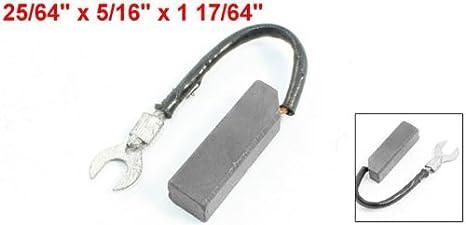 DealMux 12 mm x 8 mm x 32 mm Reemplazo de motor el/éctrico escobillas de carb/ón