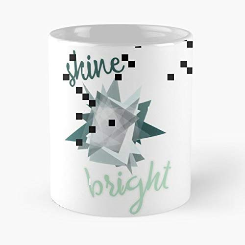 Geometric {{%20}}fun {{%20}}forms {{%20}}diamond - 11 Oz Coffee Mugs Unique Ceramic Novelty Cup, The Best Gift For - M1 Form 1