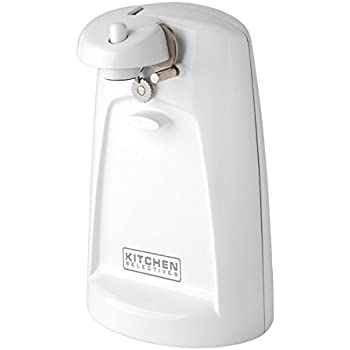 Kitchen Selectives CN-8 CN-8 Standard Can Opener, White