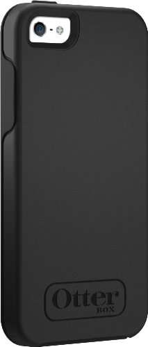 OtterBox SYMMETRY SERIES Case for iPhone 5/5s/SE - Frustration Free Packaging - BLACK