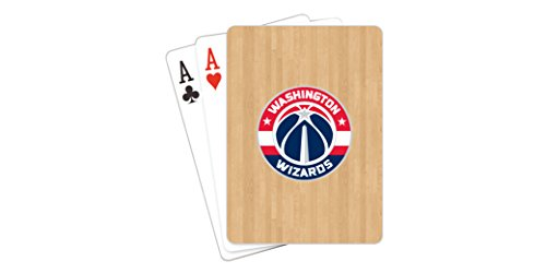 Pro Specialties Group NBA Washington Wizards Playing Cards (Card Wizard)