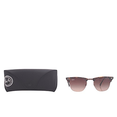 Ray-Ban TITANIUM MAN SUNGLASS - SHINY BROWN Frame GRADIENT BROWN Lenses 49mm - Titanium Ban Sunglasses Ray