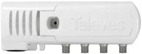 Televes 5525 - Amplificador vivienda catv eq-var: Amazon.es ...