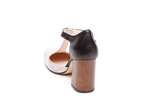 Scarpe italiane charleston nero