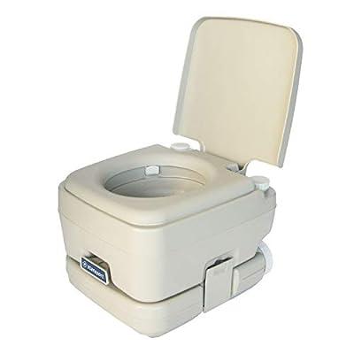Stansport 273-1010-10-STA 273-1010-10 Easy-Potty Portable Toilet, 10L