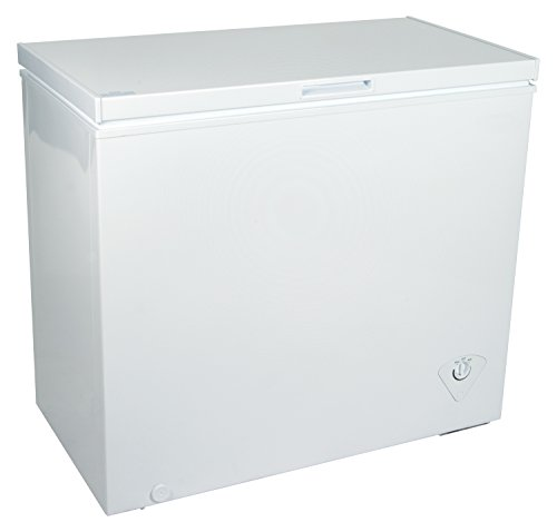 7 cu ft fridge - 2