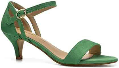 28fbd2bc1cfdc Shopping 1 Star & Up - Clear or Green - Sandals - Shoes - Women ...