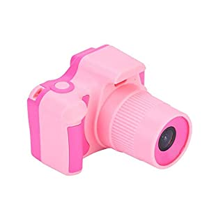 Yoidesu Digital Camera for Kids,1080P FHD Kids Digital Video Camera with 2 Inch LCD Screen(Pink)