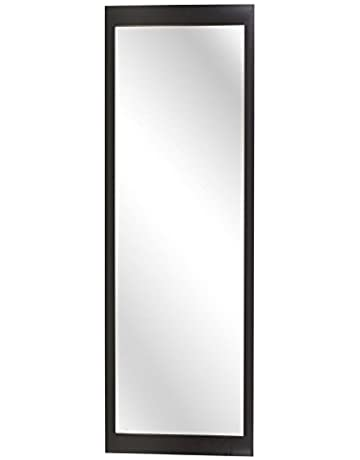 b1419639437 URBN Living Black Long Full Length Floor Bedroom Furniture Hanging Wall  Mirror