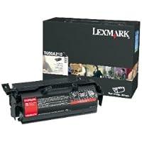 LEXMARK T650 T652 T654 TNR BLK 0T650A21E