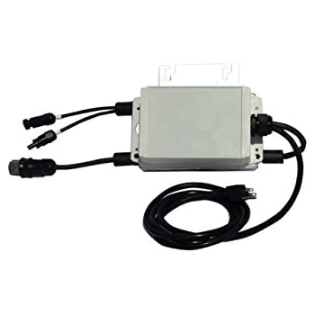 Amazon Com Ensupra Solo Og240 300 Watt Plug N Play Solar