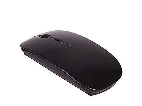 2.4ghzGHz Negro Cable USB Ratón óptico para portátil, Notebook y PC - compatible con Windows y Apple Mac COMPUTADORAS - NANO RECEPTOR: Amazon.es: Hogar