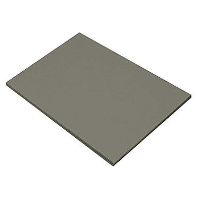 Riverside 3D Construction Paper, Slate Gray, 12