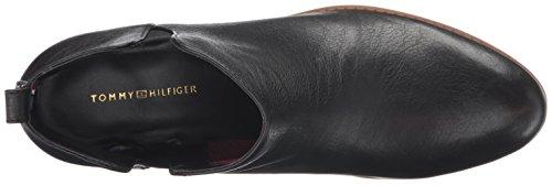 Tommy Hilfiger Women's Randall Ankle Boot Black 9rATGSb