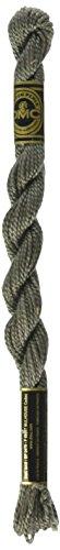 DMC 115 3-645 Pearl Cotton Thread, Very Dark Beaver/Gray