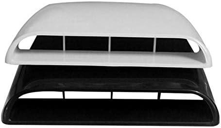 Pratique Universel De Voiture Auto 4x4 D/ébit Dair Admission Capot Scoop Bonnet D/écoratif ABS /Évent Couverture Decal De Voiture Accessoire