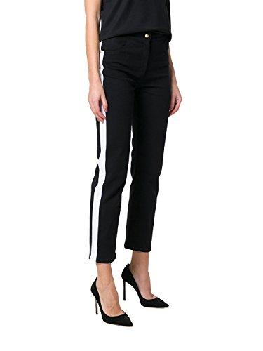 125459124k5100c Donna Balmain Jeans Cotone Nero xz4Pwq