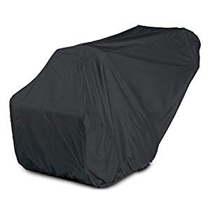 AmazonBasics Black Two-Stage Snow Thrower Cover