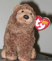 TY Beanie Baby - MONARCH the Grizzly Bear (San Francisco Zoo Exclusive) ()